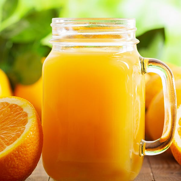 Fortified Orange Juice Image