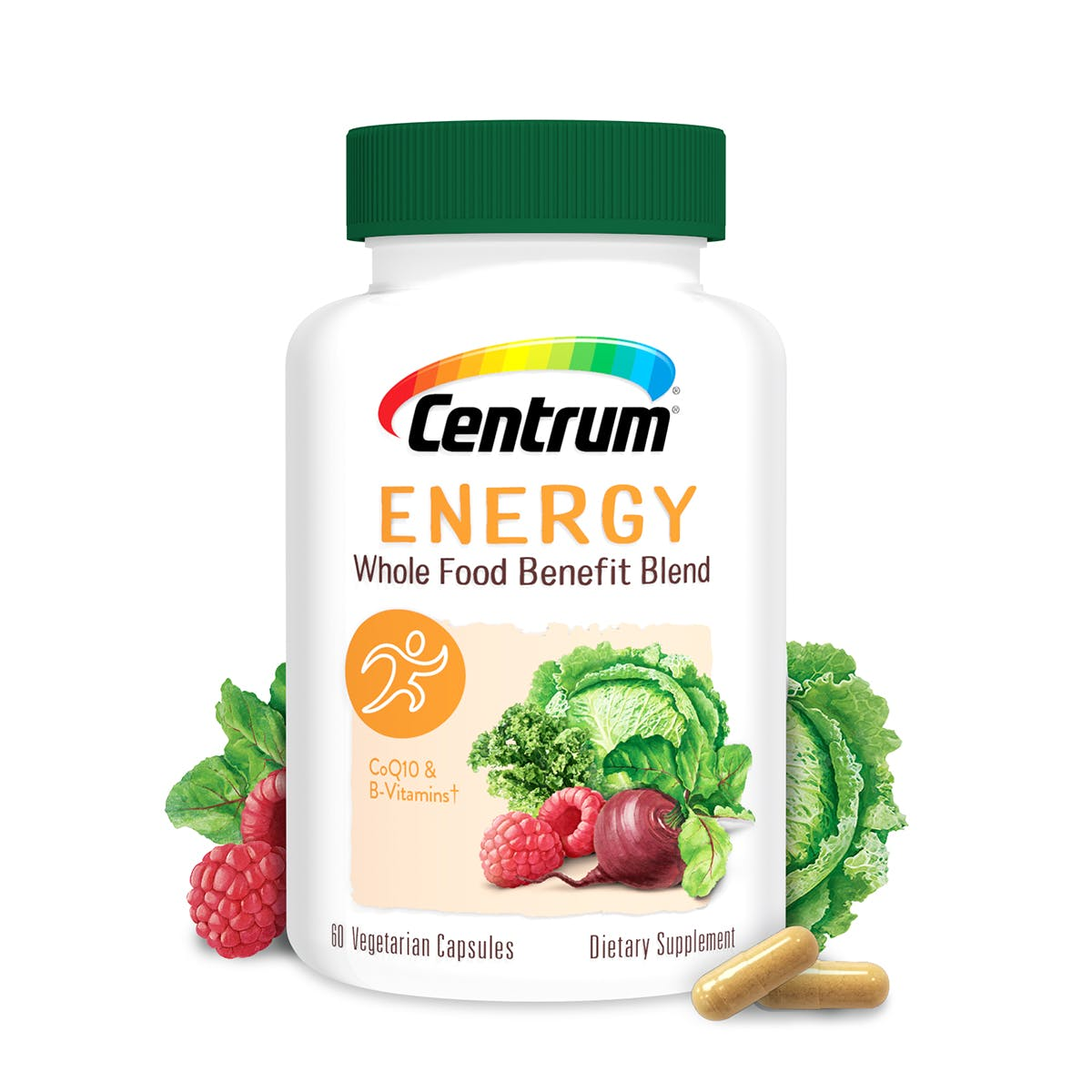 Centrum Energy Whole Food Blend Multivitamin