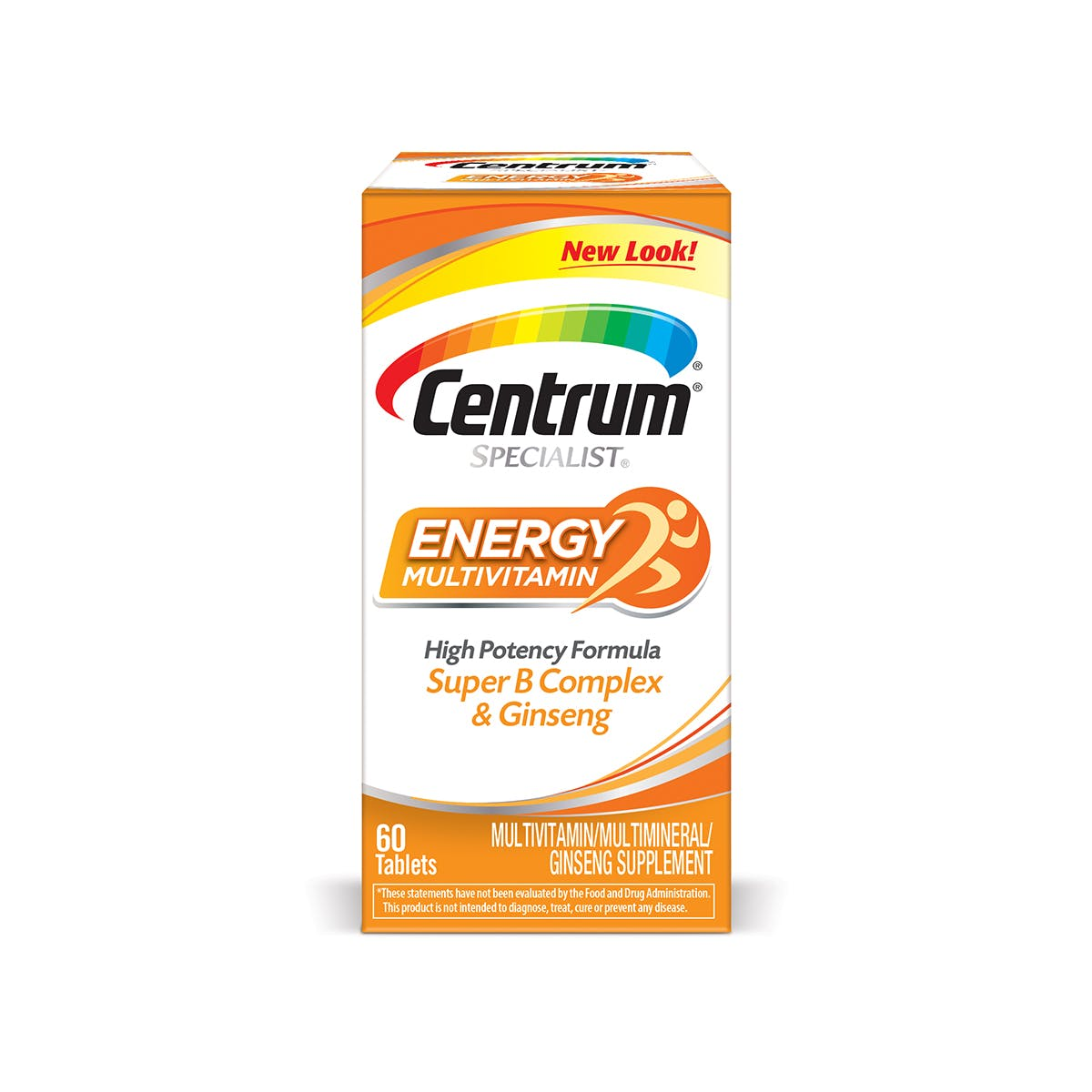 Box of Centrum Specialist Energy multivitamin