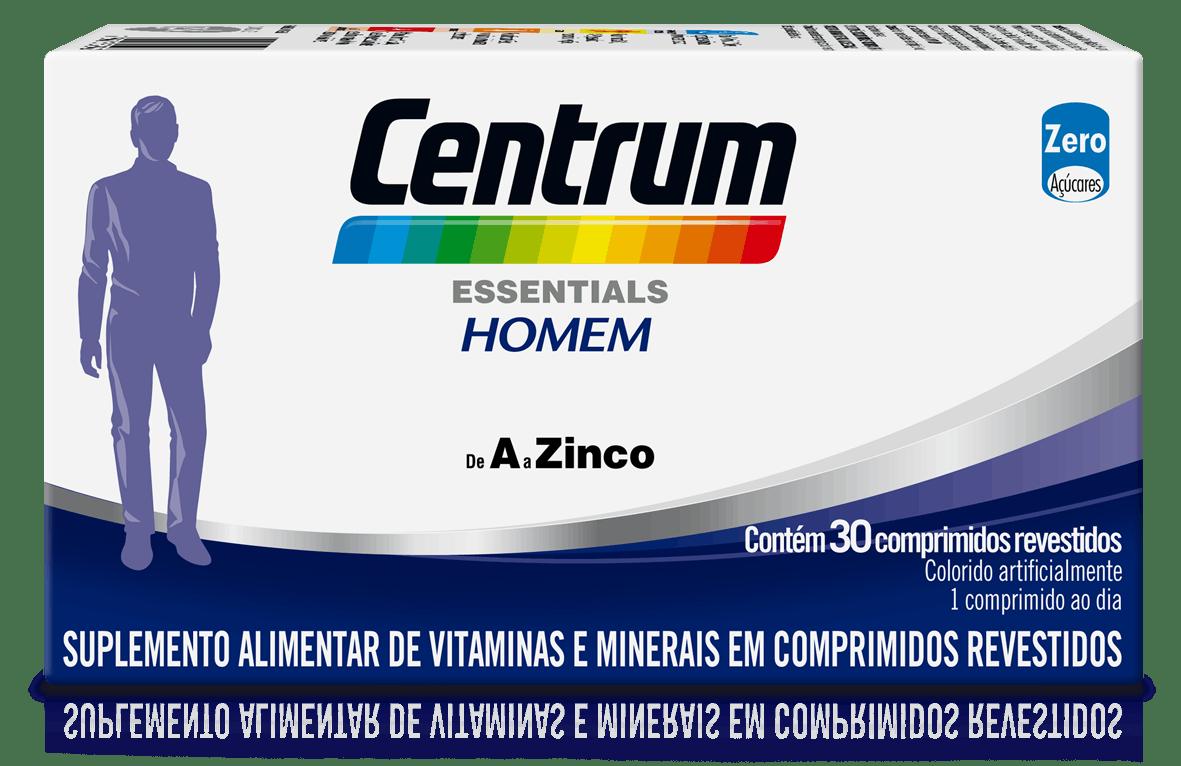 Box of Centrum Essentials Home