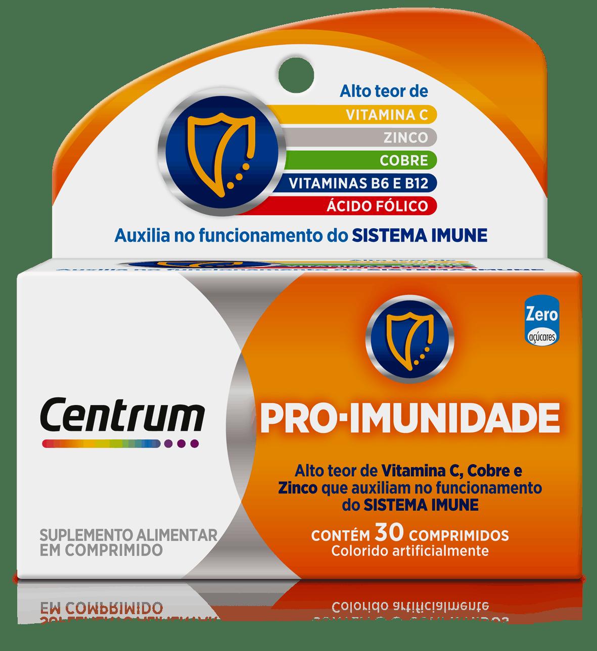 Box of Centrum Pro-Imunidade