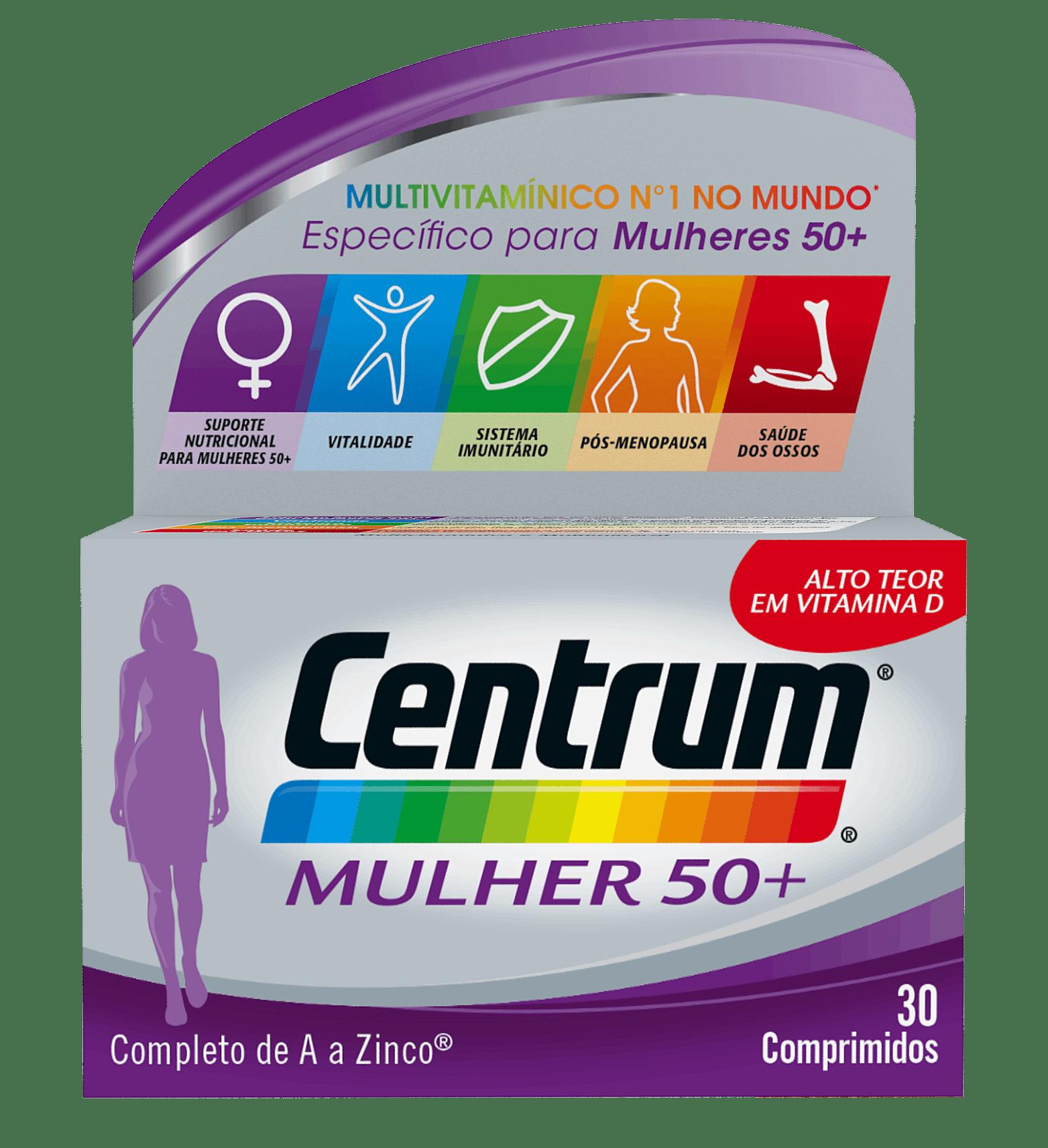 Centrum Mulher 50+
