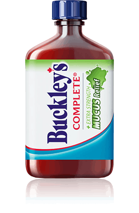 Buckley's Complete Syrup