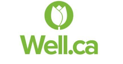 Logo de Well.ca | Wellness Delivered