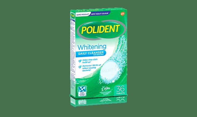 polident overnight whitening
