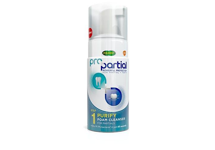 ProPartial foam cleanser pack shot