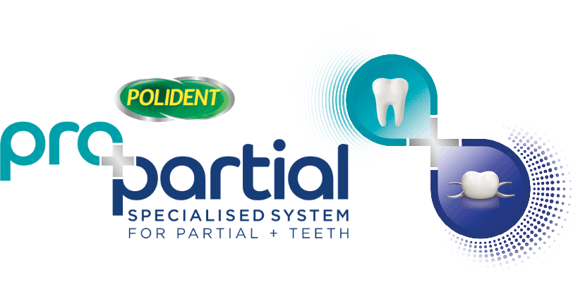 Polident ProPartial Logo