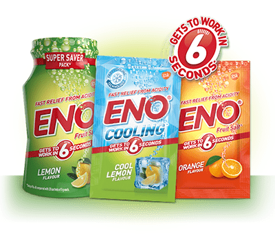 ENO - Gets to work in 6 Seconds!