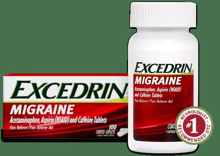 Excedrin® Migraine Caplets