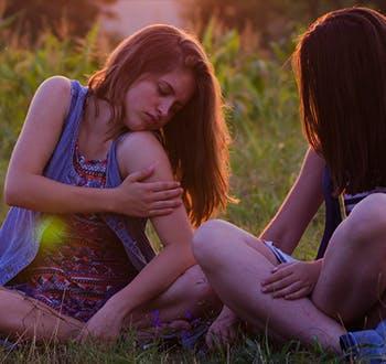 Έφηβες στην εξοχή