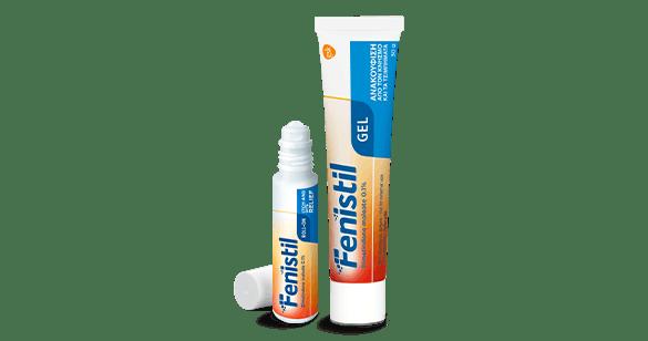 Προϊόντα Fenistil