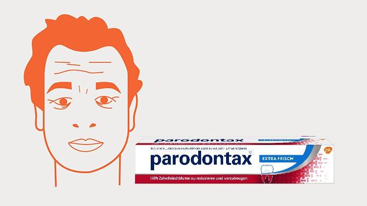 Taavi – Patientenbild und Pack-Shot für Zahnpasta