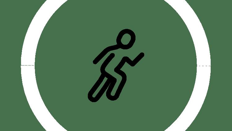 Verringerung von Bewegungsschmerzen