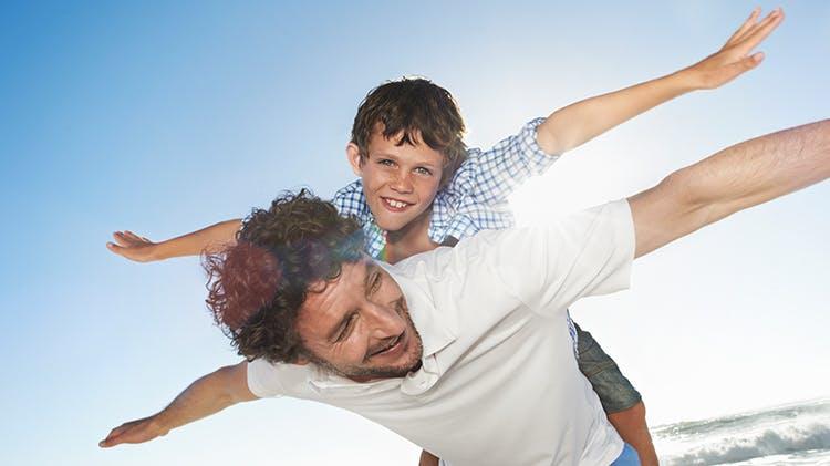 Junge Erwachsene haben häufig Muskelschmerzen oder Zerrungen3