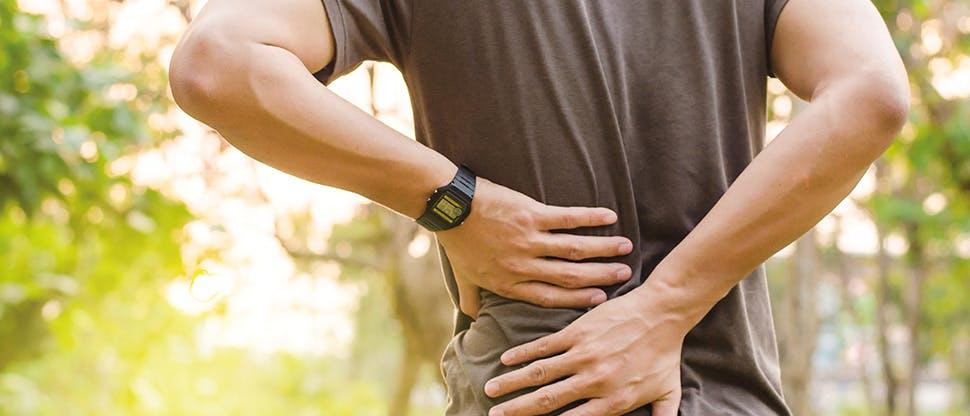 Verstauchungen und Zerrungen haben bestimmte Ursachen