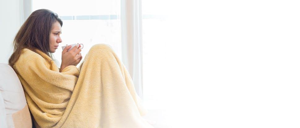 Woman Blanket