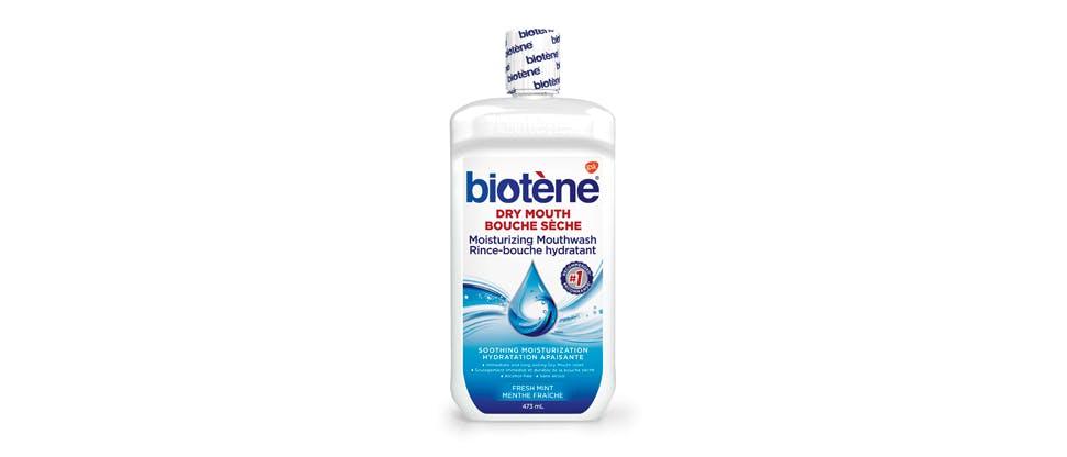 Biotène Dry Mouth Moisturizing Mouthwash
