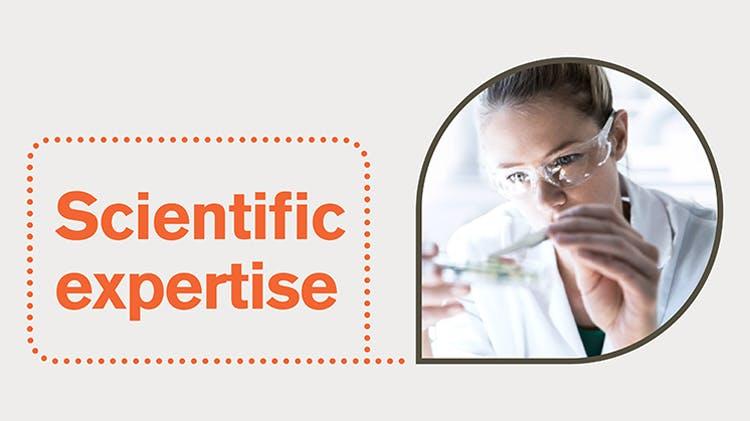 Scientific expertise