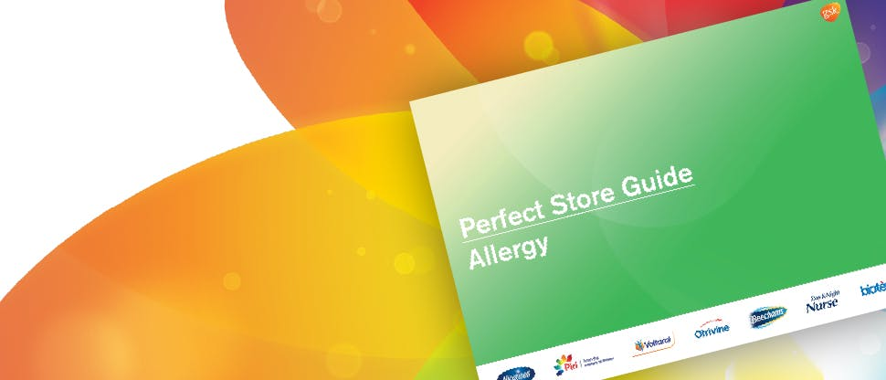 Allergy perfect store guide