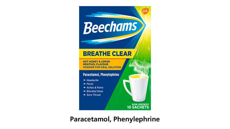 Beechams Breathe Clear pack-shot