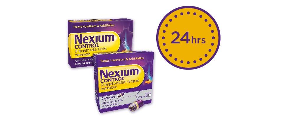 Image of Nexium PPI pack
