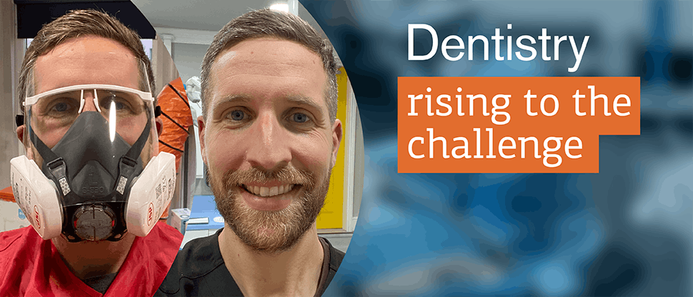 Dentistry rising to the challenge
