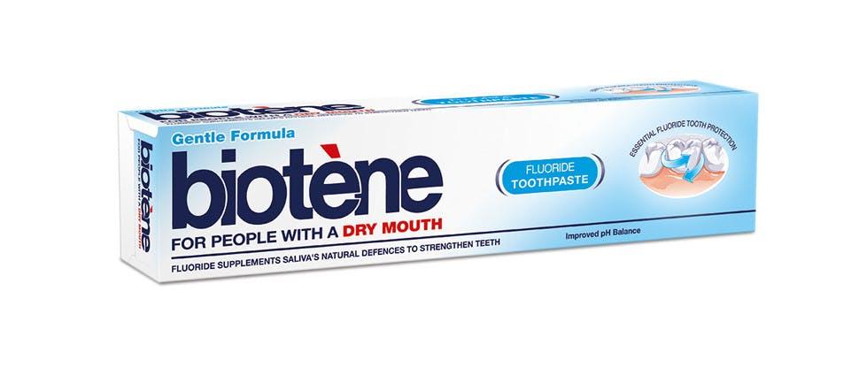 Biotène toothpaste