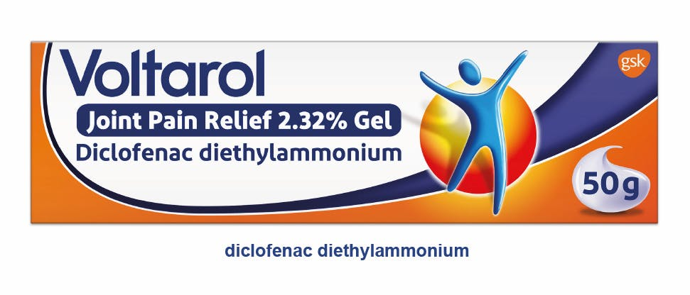 Voltarol Joint Pain Relief Gel pack