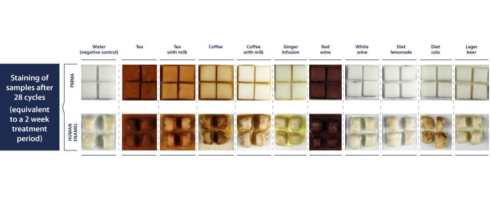 Staining of samples