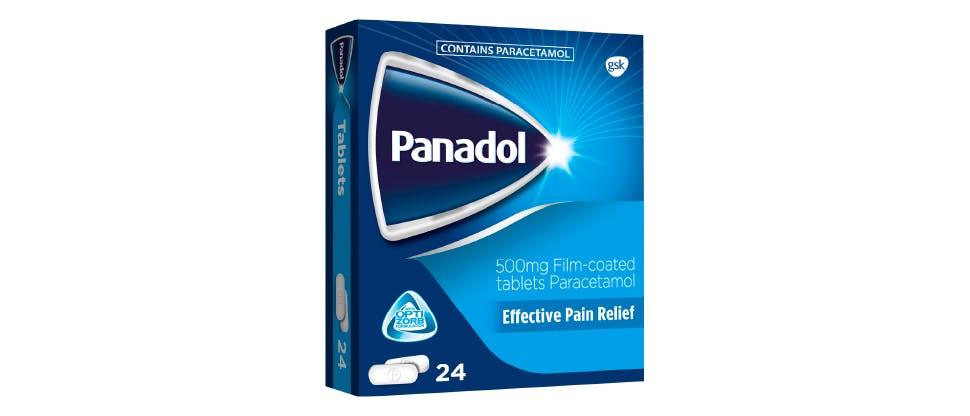 Panadol pack shot