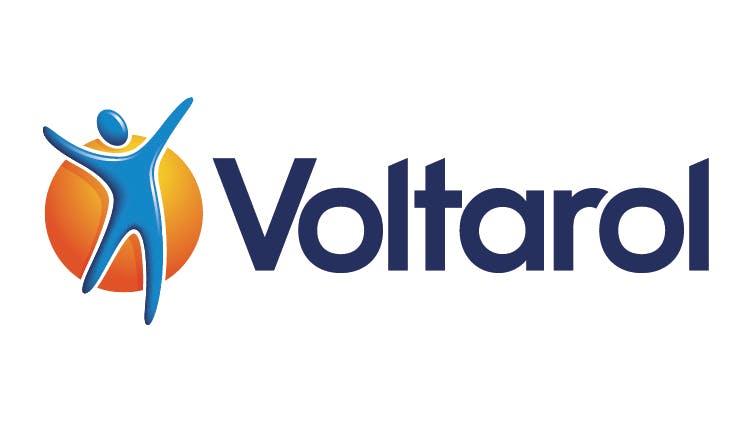 Voltarol logo