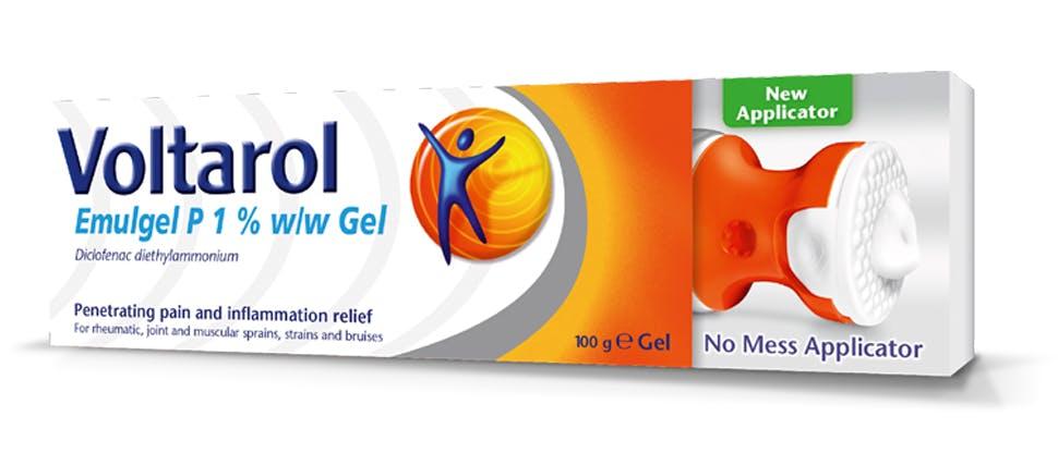 Voltarol Emulgel P 1% w/w Gel