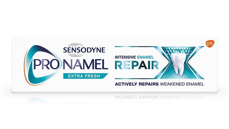 Sensodyne Pronamel Intensive Enamel Repair pack shot