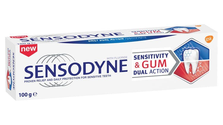 Sensodyne Sensitivity & Gum