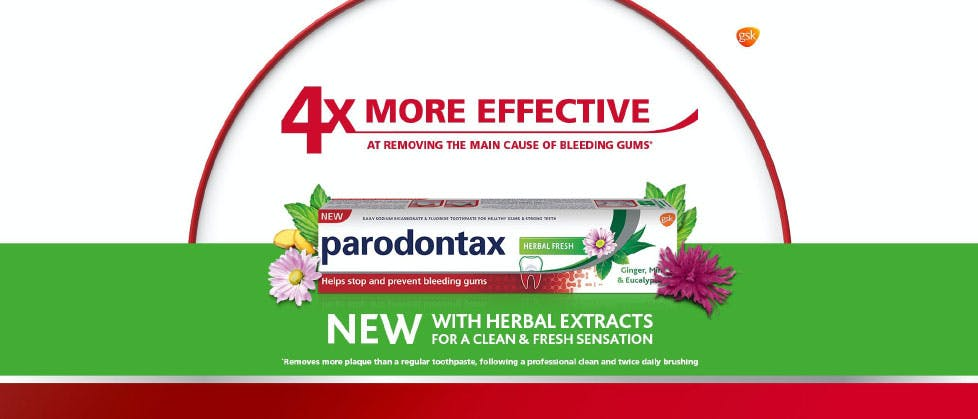 Parodontax Daily Gum Care Toothphase
