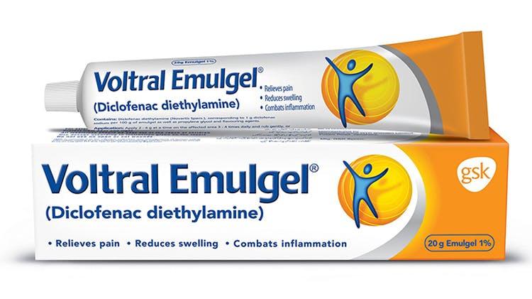 Voltral Triple Effect 1.16% Emulgel