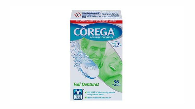 Corega cleanser