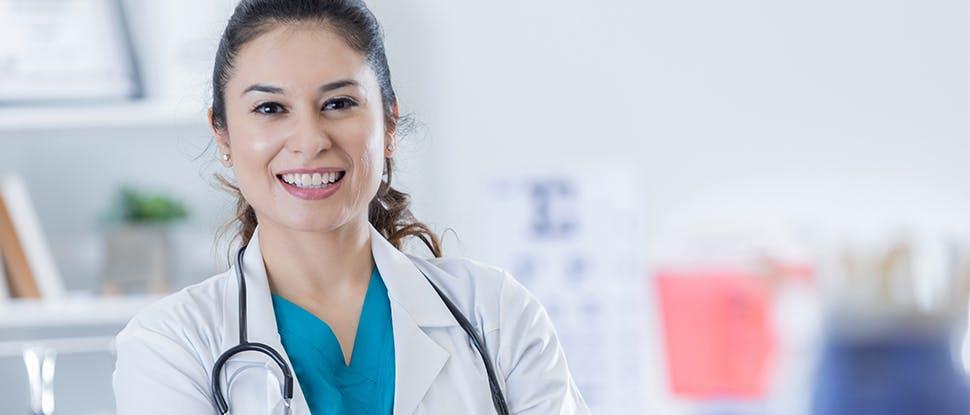 Healthcare professtional 1