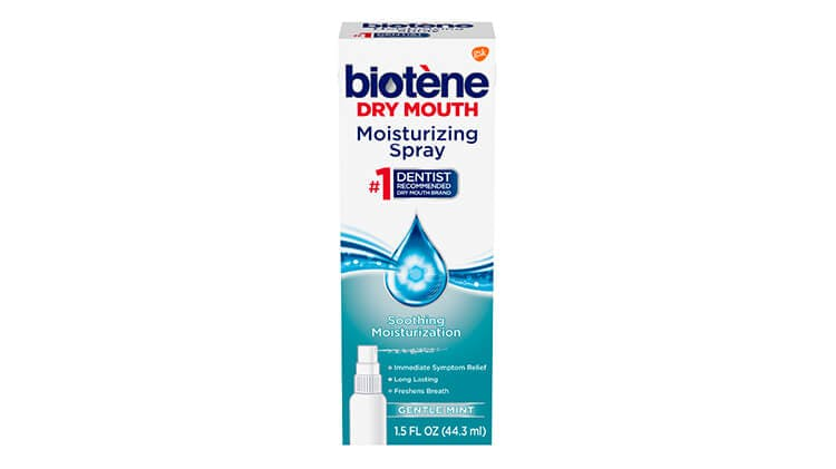 Biotène Moisturizing Mouth Spray