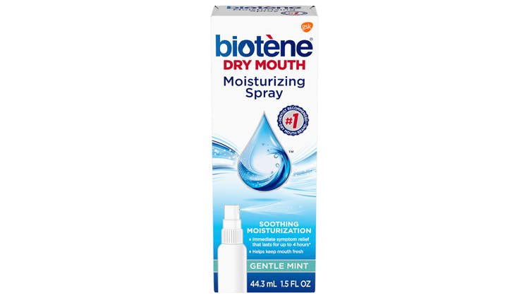 Biotène Moisturizing Mouth Spray