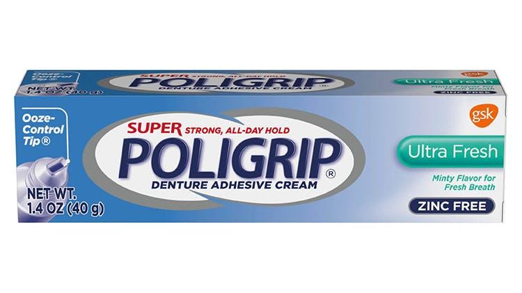 Poligrip Ultra wash