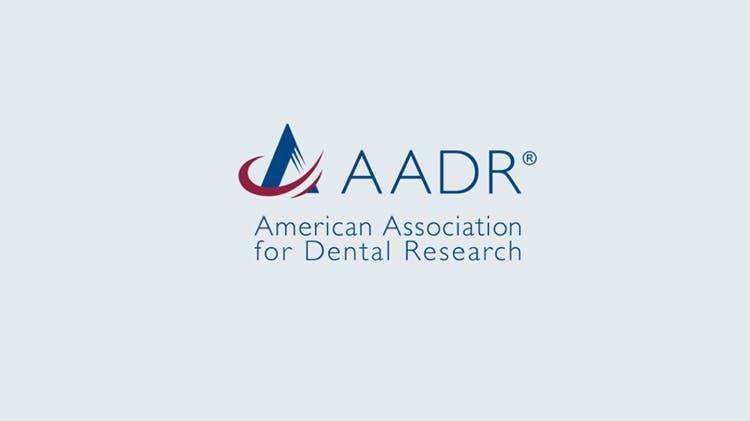 American Association for Dental Research Logo