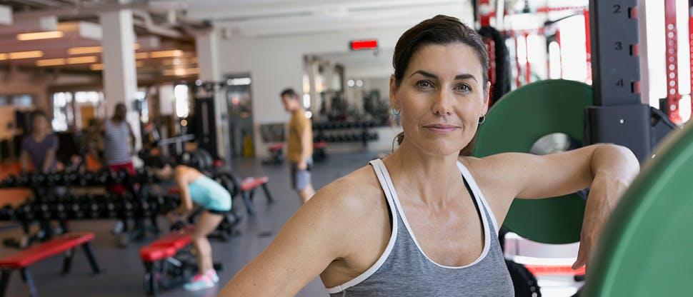 April, osteoarthritis patient