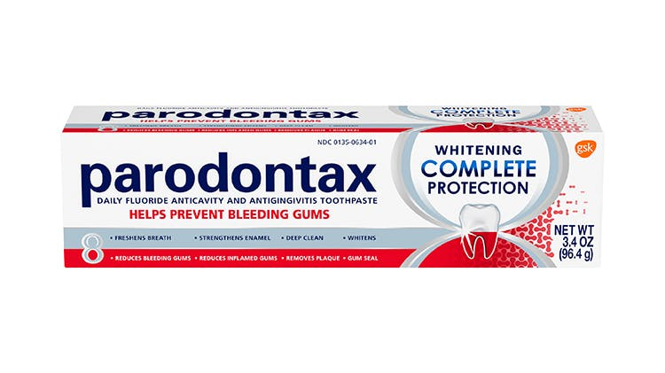 Parodontax Complete Protection toothpaste