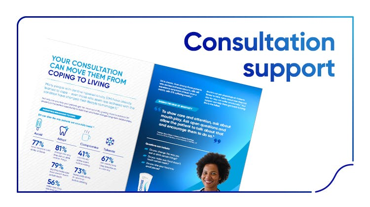 Consultation support