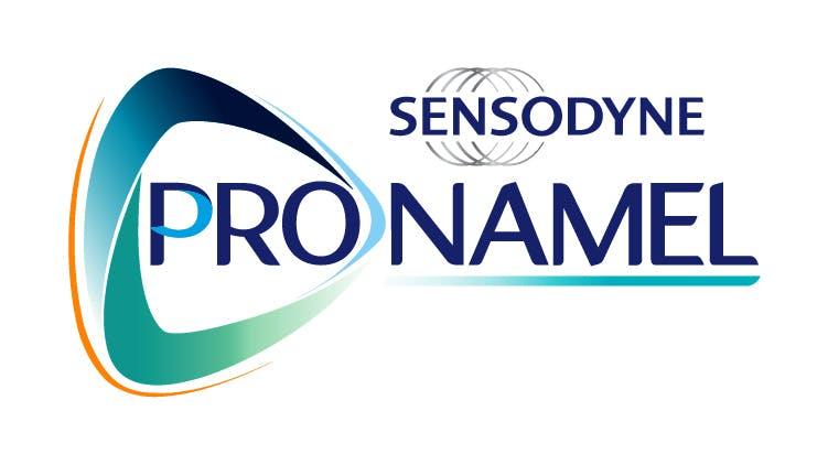 Sensodyne Pronamel logo