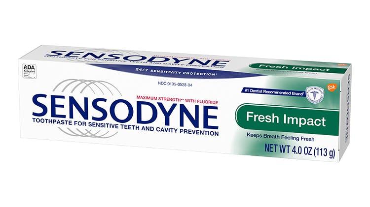 Sensodyne Fresh impact