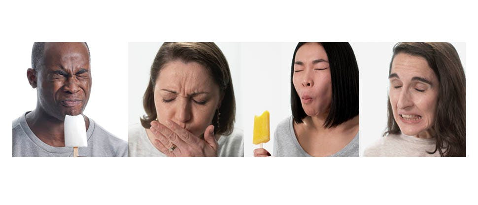 Patients with dentin hypersensitivity triggers