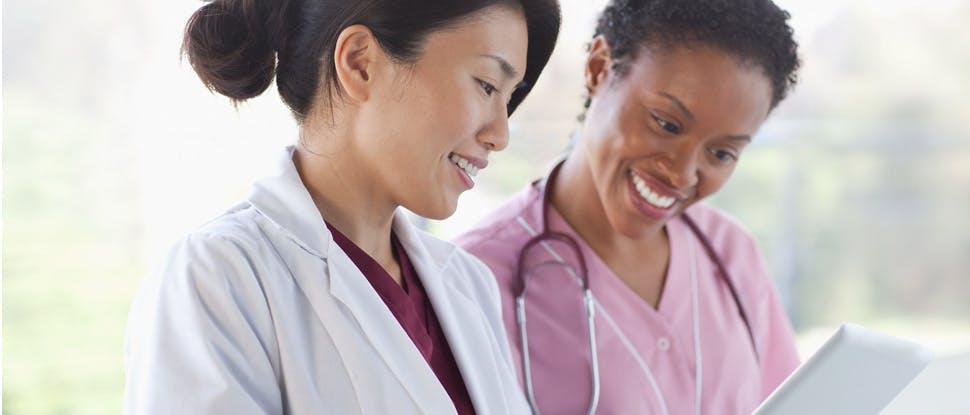 Healthcare professionals 2