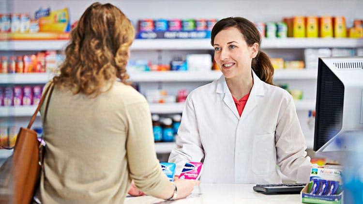 Pharmacist and consumer/patient